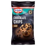 Dr. Oetker Dark Chocolate Chips