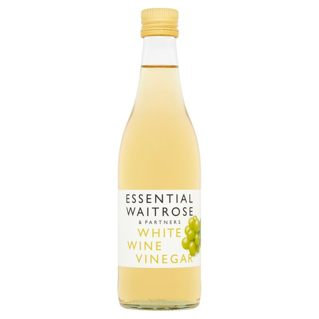 White Wine Vinegar essential Waitrose