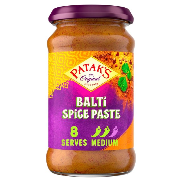 Patak's Balti Spice Paste