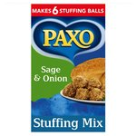 Paxo Sage & Onion Stuffing Mix