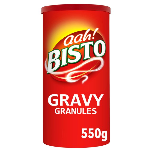 Bisto Gravy Granules for Every Meal Occasion