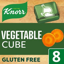 Knorr Vegetable Stock Cubes | Ocado