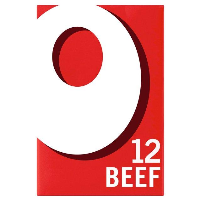 Oxo 12 Beef Stock Cubes   Ocado