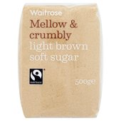 Light Brown Soft Sugar Waitrose
