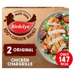 Birds Eye 2 Original Chicken Chargrills Frozen