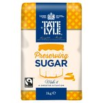 Tate & Lyle Fairtrade Preserving Sugar