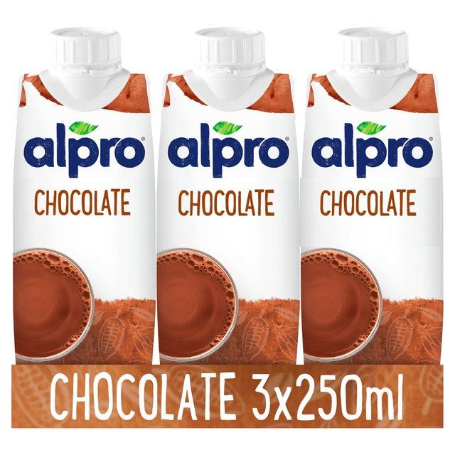 Alpro Longlife Chocolate Shake Ocado