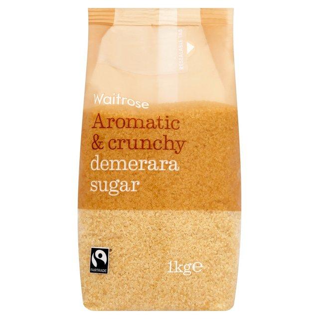 Waitrose Demerara Sugar 1kg from Ocado