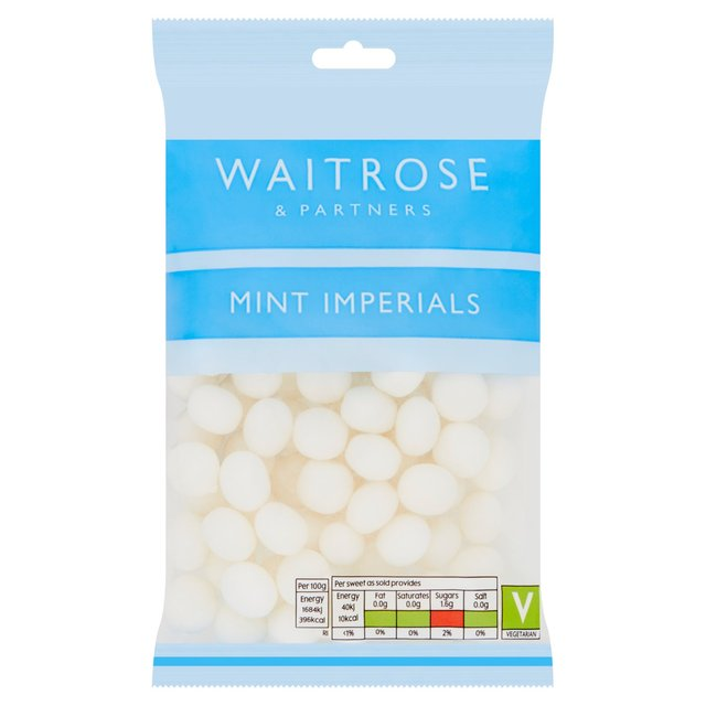 Mint Imperials Waitrose