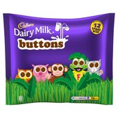 Cadbury Buttons Treatsize Bags