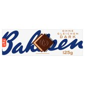 Bahlsen Praline Squares Dark Chocolate Biscuits