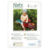 Nature Babycare Size 4 Maxi Nappies 7-18kg