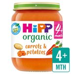 HiPP Organic Tender Carrots & Potatoes