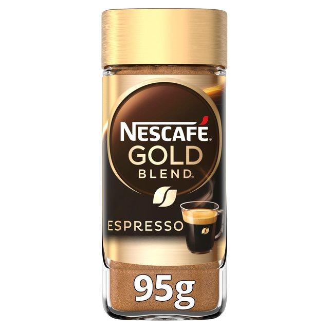 Nescafe Gold Espresso Ocado
