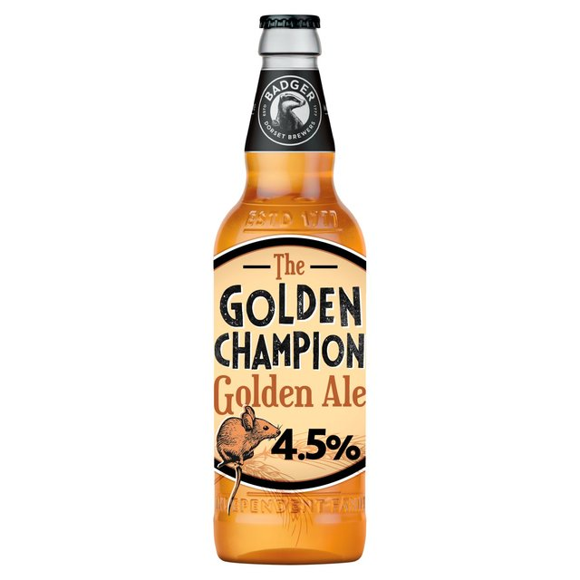 Badger Golden Champion Ale