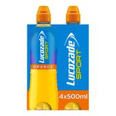 Lucozade Sport Orange