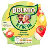 Dolmio Stir In Roast Vegetable Pasta Sauce