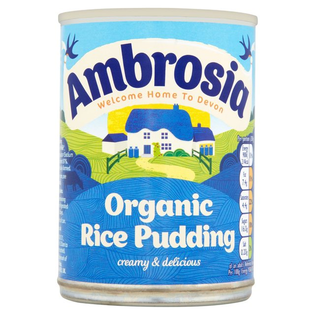 Ambrosia Organic Rice Pudding