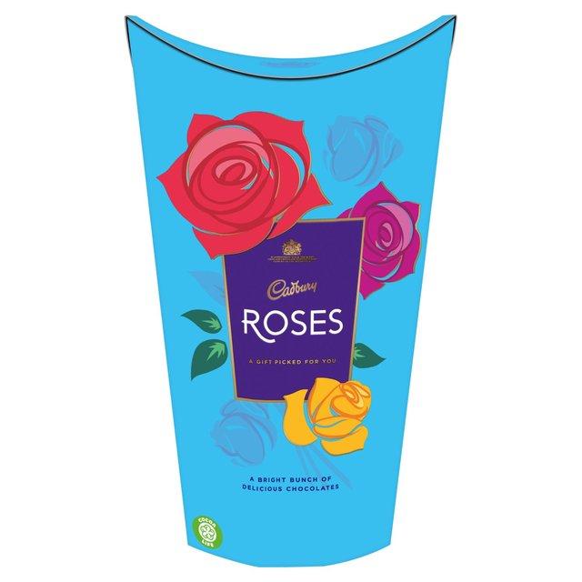 Box Of Roses Chocolates Tesco