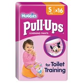 Huggies Small  Pull-Ups for Girls