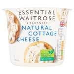 Essential Waitrose Natural Cottage Cheese