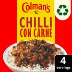 Colman's Chilli Con Carne Recipe Mix