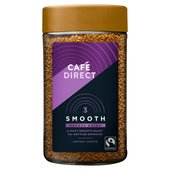 Cafedirect Fairtrade Smooth Blend Instant Coffee
