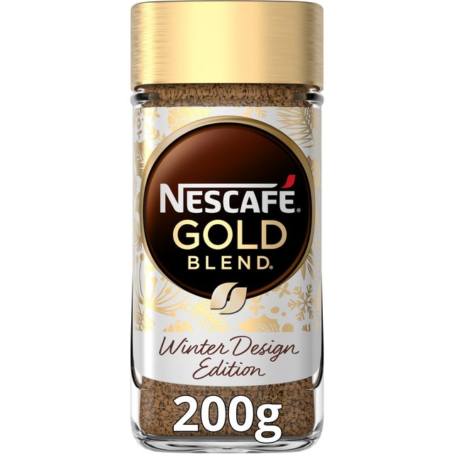 Nescafe Gold Blend Instant Coffee 200g From Ocado
