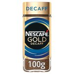 Nescafe Gold Blend Decaff Instant Coffee