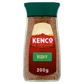 Kenco Decaffeinated Instant Coffee