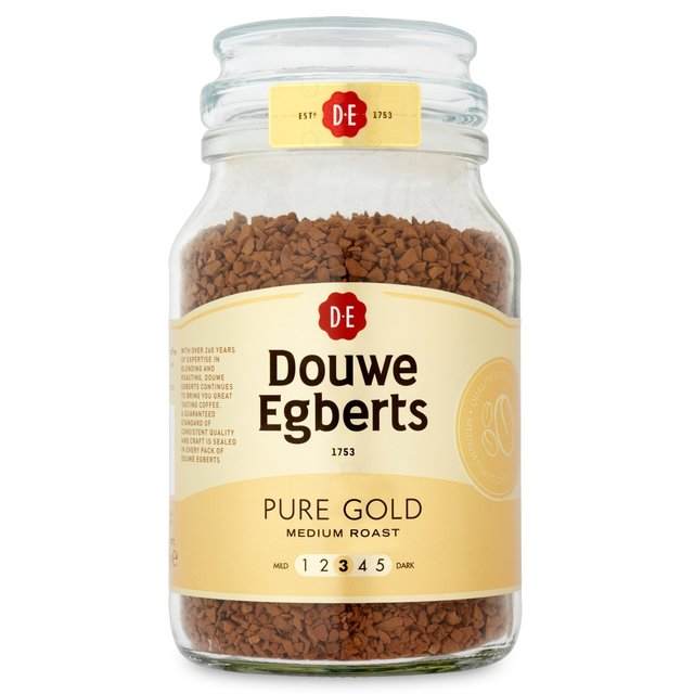 Douwe Egberts Pure Gold Instant Coffee Ocado