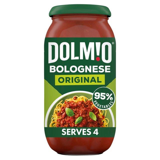 Dolmio Bolognese Original Pasta Sauce   Ocado