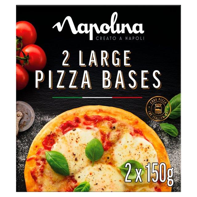 Napolina Pizzeria Pizza Bases Ocado