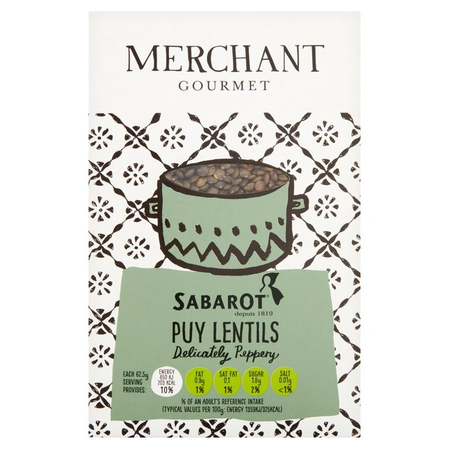 Merchant Gourmet Authentic French Puy Lentils