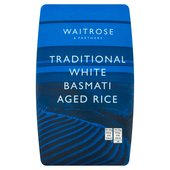 Aromatic Basmati Rice Waitrose
