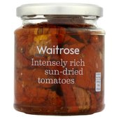 Waitrose Sundried Tomatoes