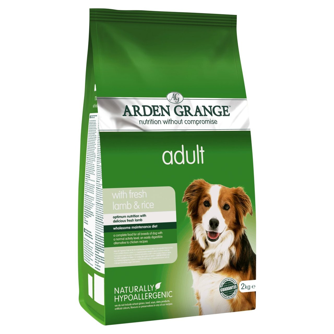 An image of Arden Grange Lamb & Rice Dry Dog Food
