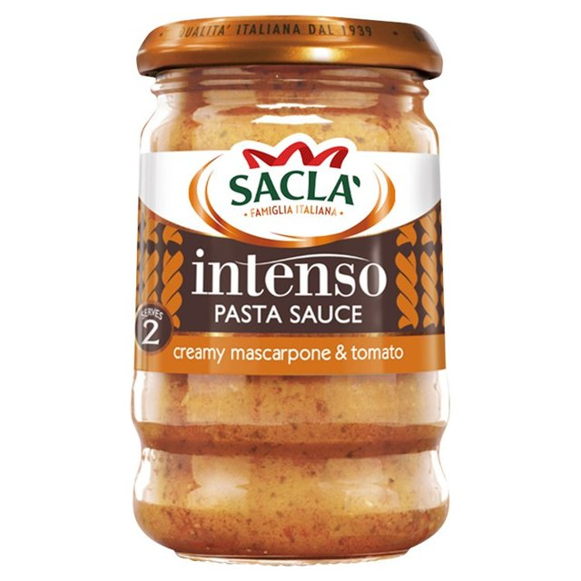 Sacla' Intenso Stir In Tomato & Mascarpone
