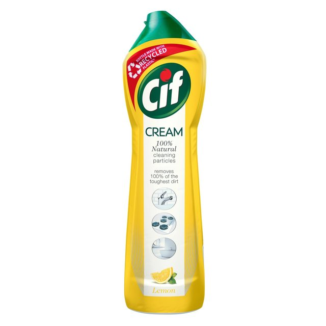 Marvelous Cif Lemon Cream Cleaner Ocado Download Free Architecture Designs Intelgarnamadebymaigaardcom
