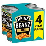 Heinz Baked Beanz in Tomato Sauce