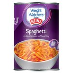 Heinz Weight Watchers Spaghetti In Tomato Sauce With Parsley