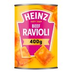 Heinz Ravioli with Beef in Tomato Sauce