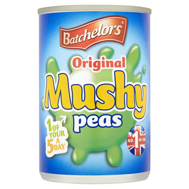 Mushy peas, please | The Novice Gardener
