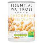 Essential Waitrose Chick Peas