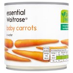 Essential Waitrose Baby Carrots