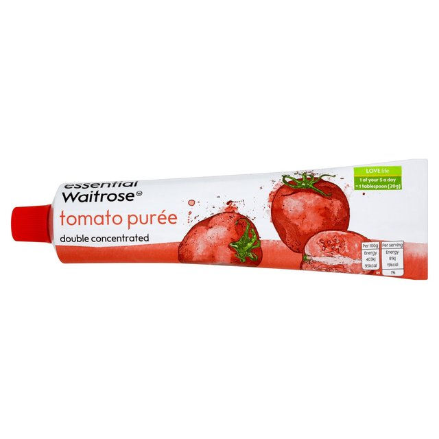 Essential Waitrose Double Concentrated Italian Tomato Puree