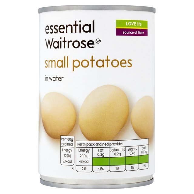 Essential Waitrose Small Potatoes