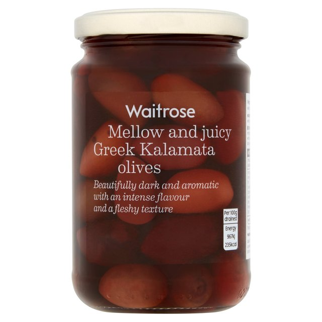 Whole Kalamata Greek Olives Waitrose