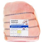 Essential Waitrose Unsmoked Gammon Joint British