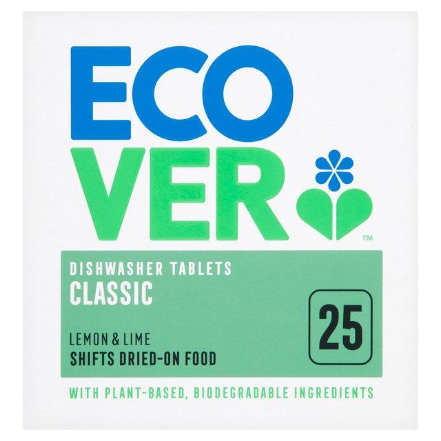 Ecover dishwashing tablets